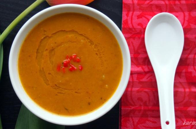 zupa z chorizo