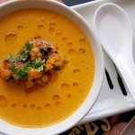 zupa szafranowa