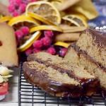 Latwy piernik z powidlami / Easy gingerbread with plum jam