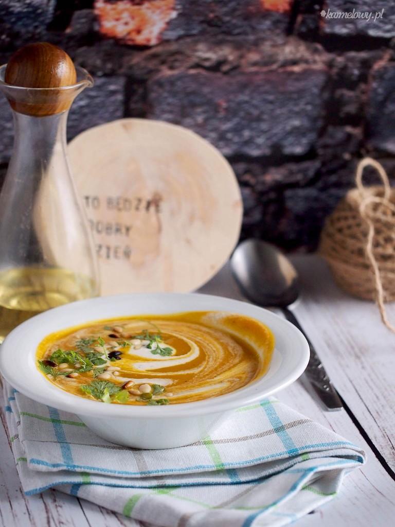 zupa z batatow