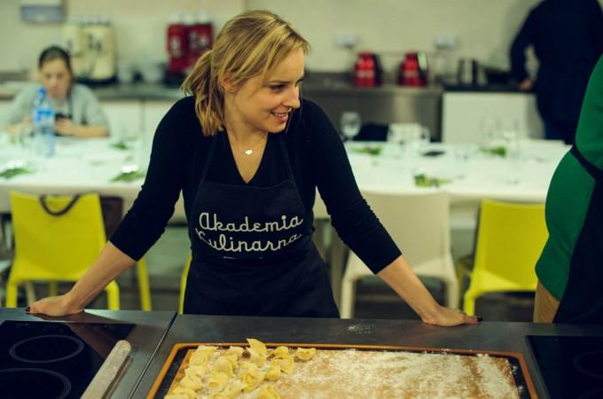 Warsztaty w Akademii Kulinarnej Whirlpool – kuchnia włoska