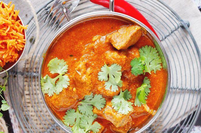Kurczak Tikka Masala / Chicken Tikka Masala