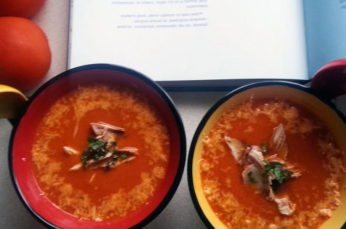 Kremowa zupa pomidorowa Billa Grangera