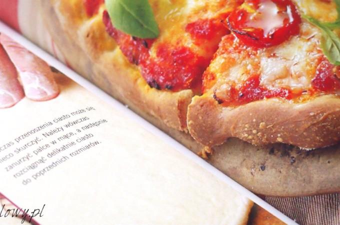Najlepsze ciasto na pizzę Michela Rouxa i sos pomidorowy Billa Grangera