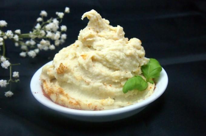 Puree z kalafiora Gordona Ramsaya / Gordon Ramsay's cauliflower puree