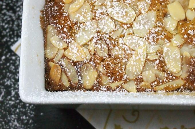 Wielkanocny pudding jabłkowy Gordona Ramsaya