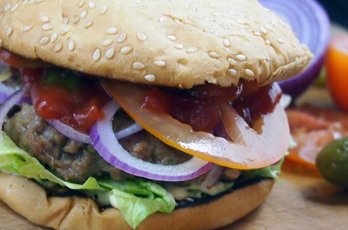 Hamburger doskonały Jamiego Olivera