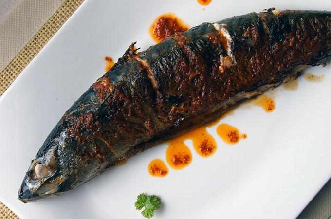 Pikantna grillowana makrela Gordona Ramsaya