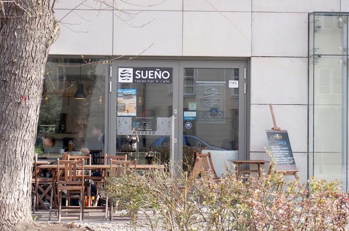 SUEÑO Cafe & Tapas Bar – recenzja