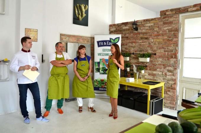 Warsztaty z Fit & Easy, Sylwią Wiesenberg i jej przepis na avocado pudding