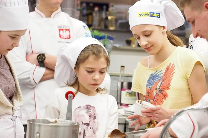 Warsztaty kulinarne dla dzieci w MAKRO