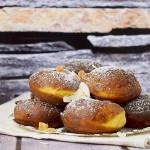 Paczki tradycyjne / Polish doughnuts
