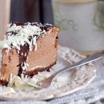 Sernik marmurkowy z Nutella / Nutella zebra cheesecake