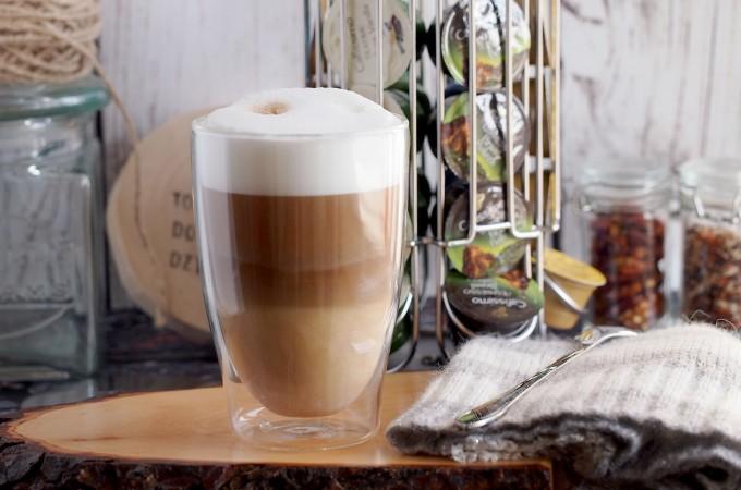 Test ekspresu Cafissimo Latte