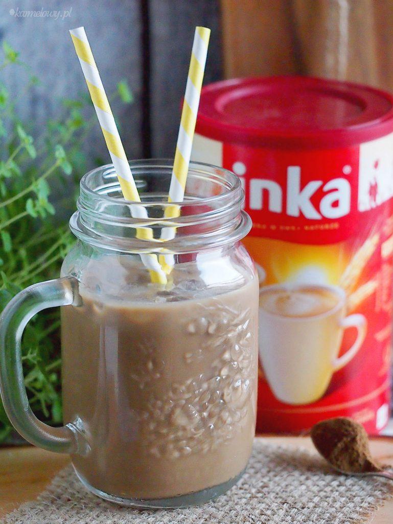 Mrożona Inka z kardamonem / Iced chicory coffee with cardamom