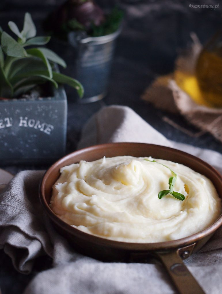 Puree ziemniaczane z mascrapone / Mashed potatoes with mascarpone