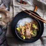 Azjatycka wołowina z brokułami / Asian style beef with broccoli
