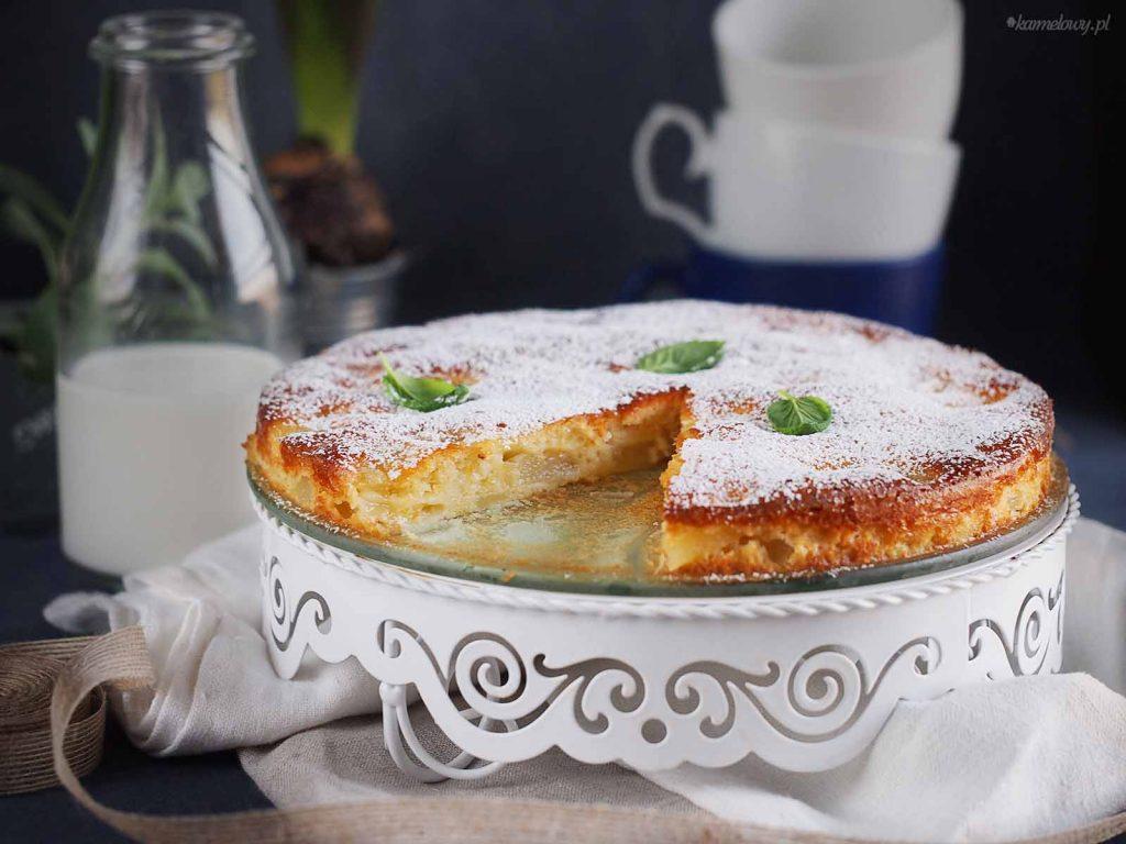 latwe-ciasto-z-gruszkami-Easy-pear-cake