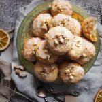 Ciasteczka marchewkowe z serkiem / Carrot cake cream cheese cookies
