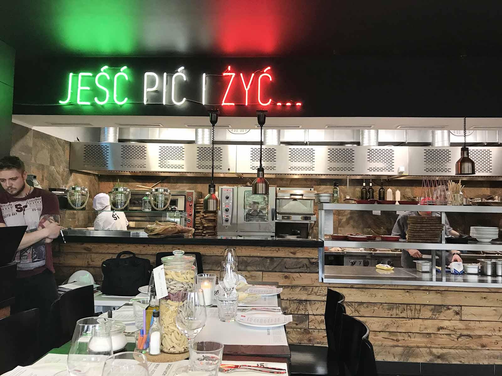 Restauracja Si Recenzja Blog Karmelowy Kulinaria Lifestyle I