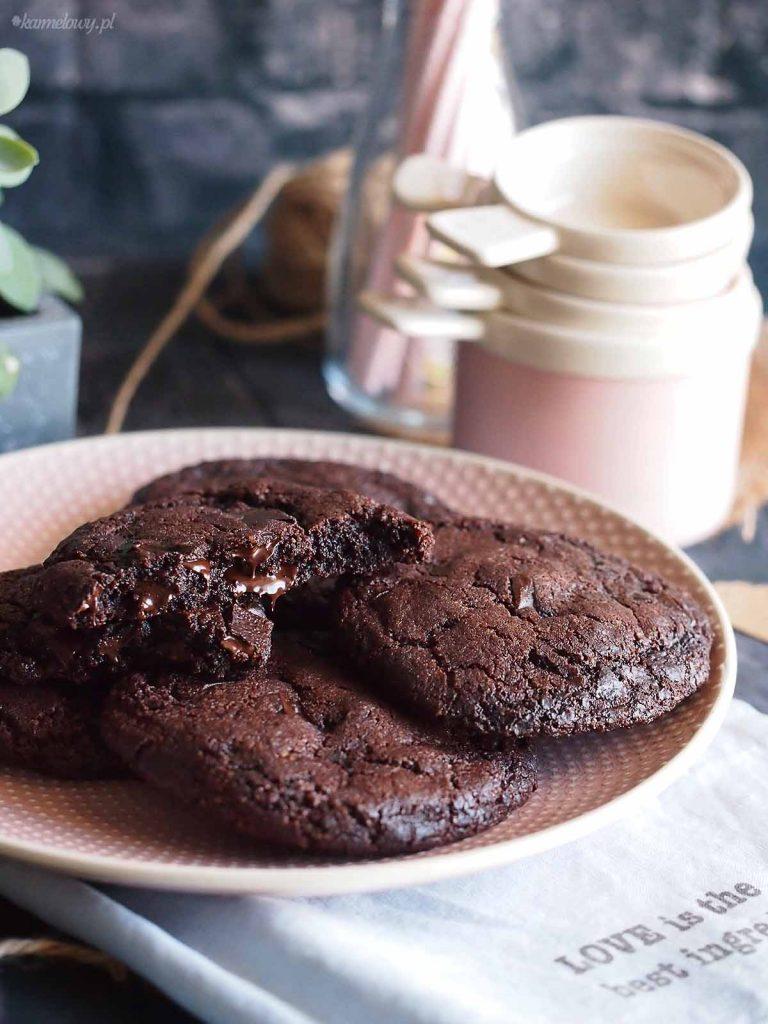 Ciasteczka-brownie-Brownie-cookies