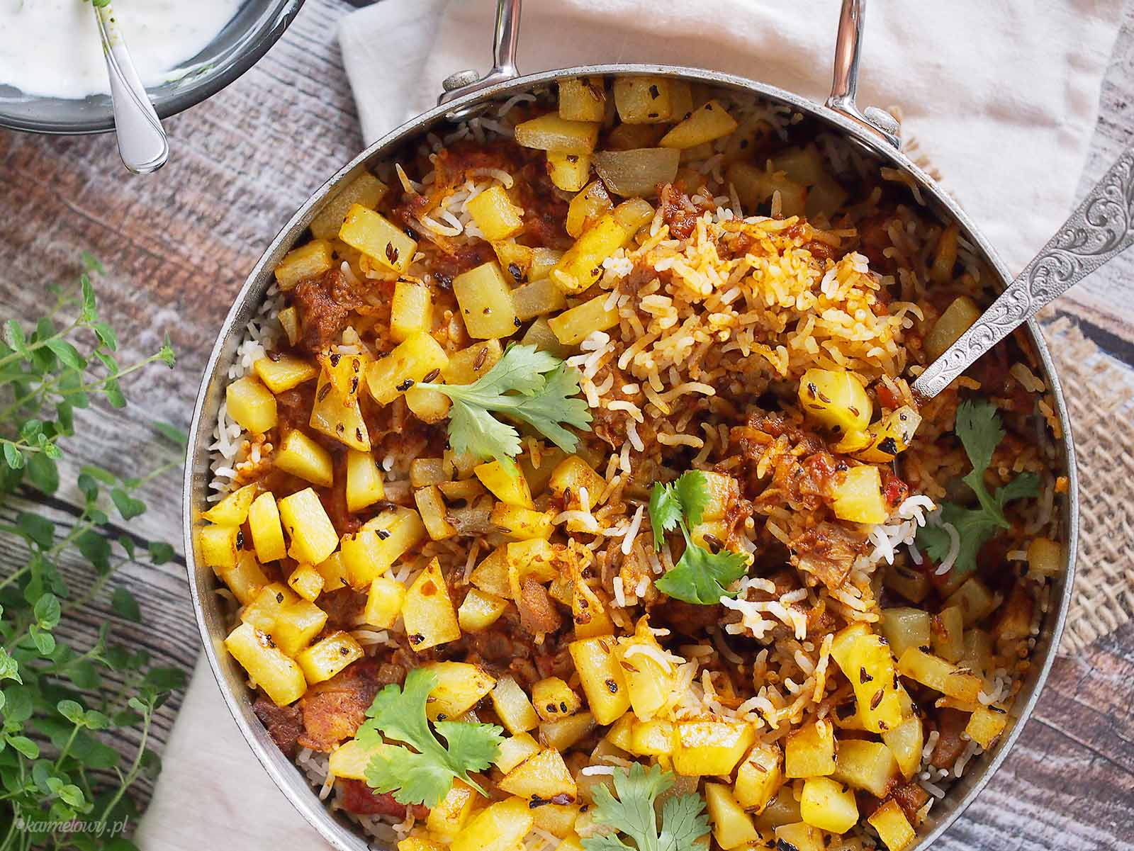 Biryani-z-kurczakiem-Chicken-biryani