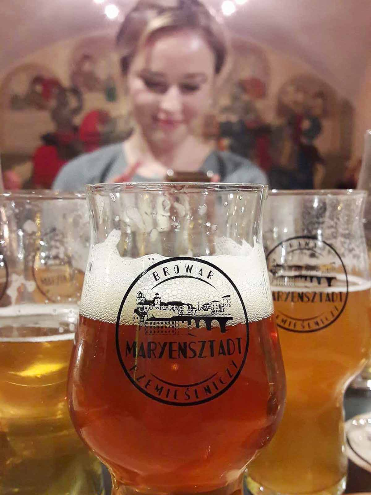 Maryensztadt craft beer & food