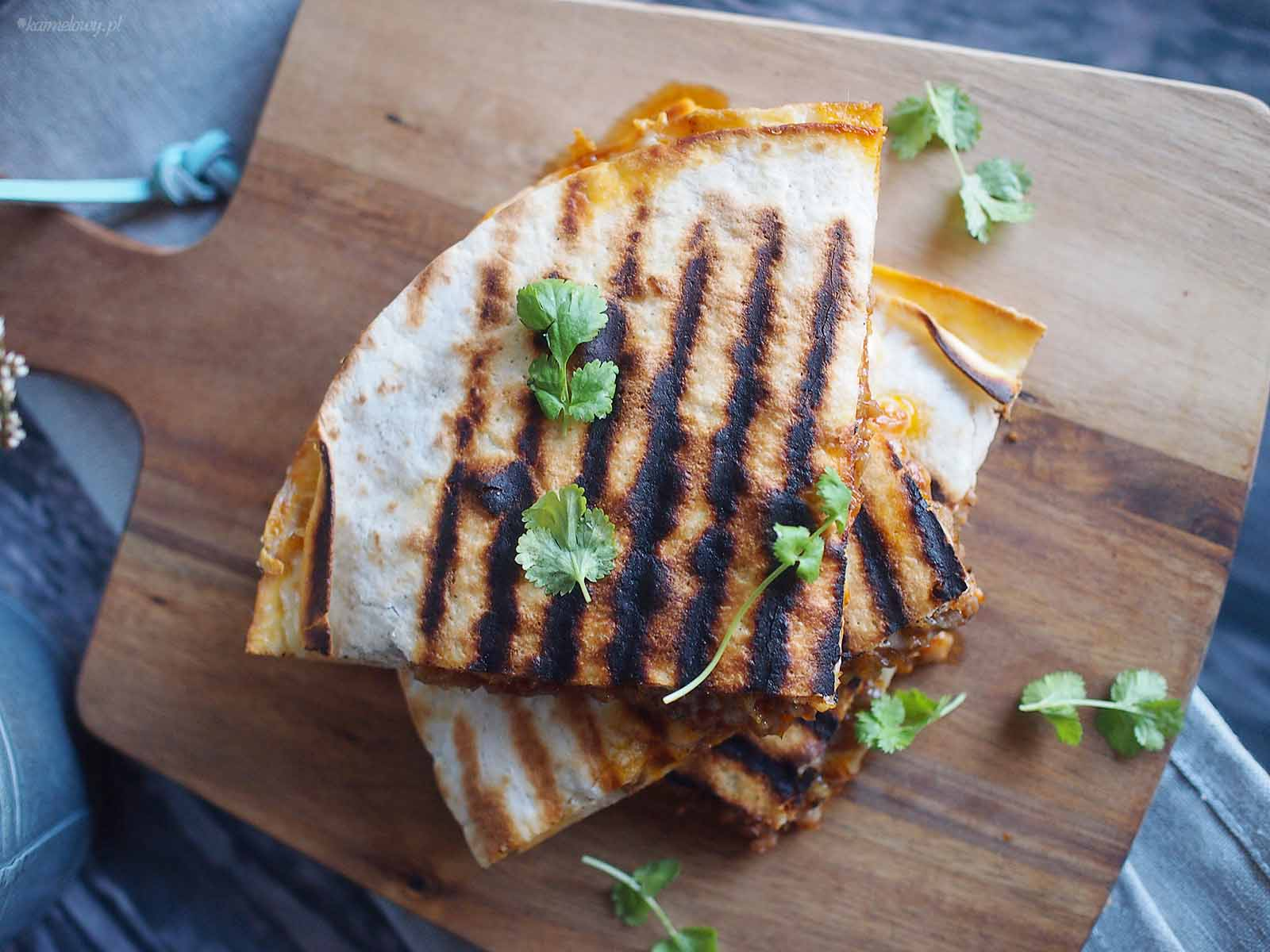 Szybka-quesadilla-z-wolowina-Easy-beef-quesadilla
