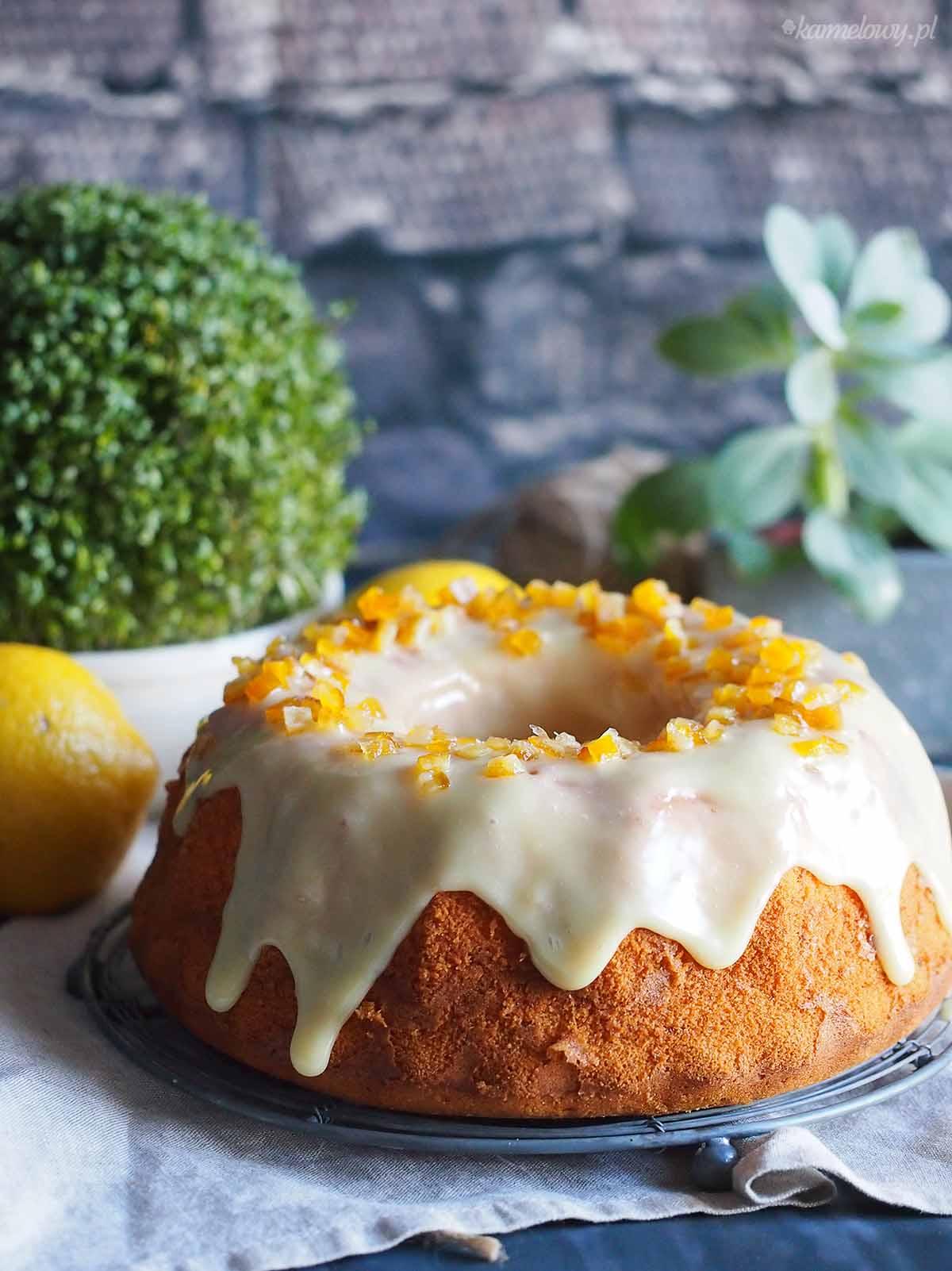 Babka-cytrynowa-Lemon-bundt-cake