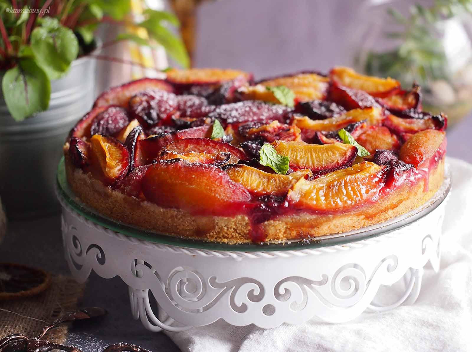 Latwa-tarta-ze-sliwkami-Easy-plum-tart