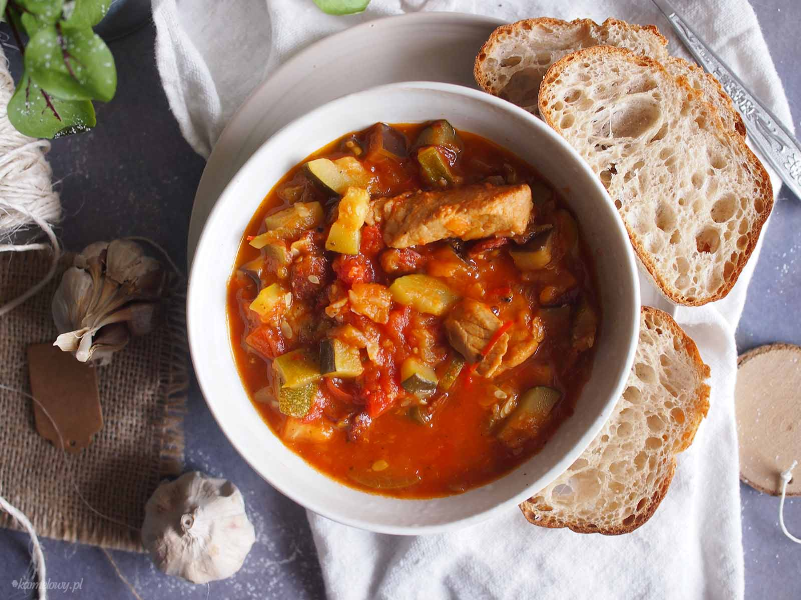 Leczo-z-cukinii-z-miesem-Meaty-zucchini-stew