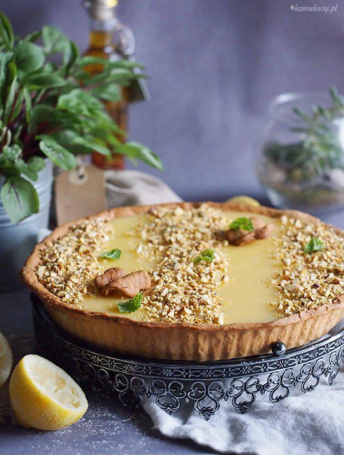 Tarta-cytrynowa-z-pistacjami-Lemon-tart-with-pistachios