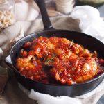 Kurczak-z-papryka-i-chorizo-Chicken-with-chorizo-and-pepper