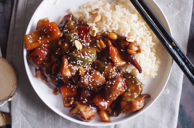 Kurczak Kung Pao / Kung Pao Chicken